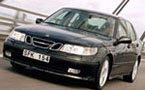 Saab 9-5 Tailored Boot Mat