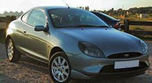 Ford Puma Tailored Car Mats