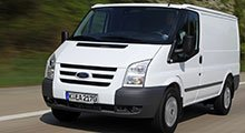 Ford Transit Tailored Car Mats