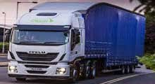 Iveco Stralis Tailored Car Mats