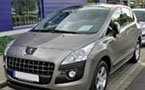 Peugeot 3008 Tailored Car Mats