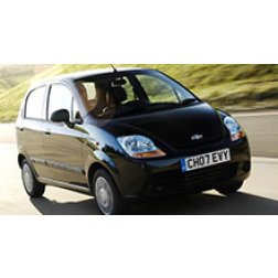 Chevrolet Matiz Tailored Boot Mat