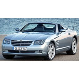 Chrysler Crossfire Tailored Boot Mat