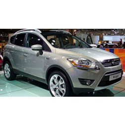 Ford Kuga Tailored Boot Mat
