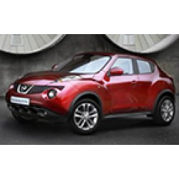 Nissan Juke Tailored Boot Mat