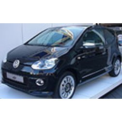 Volkswagen Up! Tailored Boot Mat