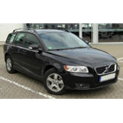Volvo V50 Tailored Boot Mat