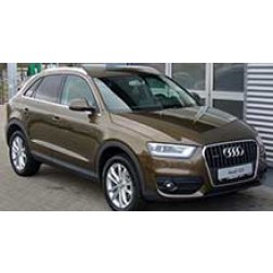 Audi Q3 Tailored Car Mats