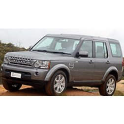 Land Rover Discovery Tailored Car Mats