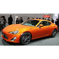 Toyota GT86 Tailored Car Mats