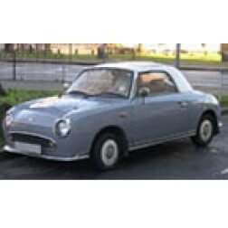 Nissan Figaro Tailored Car Mats